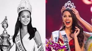 Miss Universe 2018 Crown Design A Complete Guide To All The Miss Universe Crowns