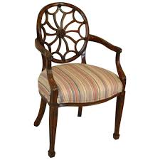 hollywood regency style furniture. Regency Style Furniture Mahogany Spider Back Side Chair By For Sale Hollywood .
