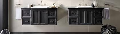 kohler bathroom vanities faucets
