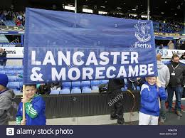 Soccer - Barclays Premier League - Everton v Fulham - Goodison Park Stock  Photo: 106425556 - Alamy