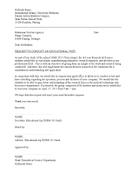 permission letter to company doc