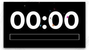 5 Minute Countdown Timer For Powerpoint 1 2 3 4 5 Minute Countdown Timers Video Files For Powerpoint