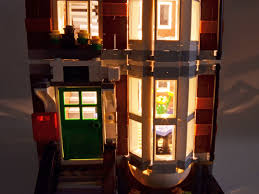 lego lighting. Although This Guide Addresses The LEGO® Modular Building Sets, Lighting Techniques Described Here Lego