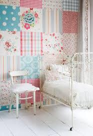 Behang Voor In De Slaapkamer Van Mijn Dochter In Ons Nieuwe Huisje