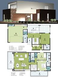 ultra modern house plans. Unique Plans Modern Livework House Plan  61custom Inside Ultra Modern House Plans V