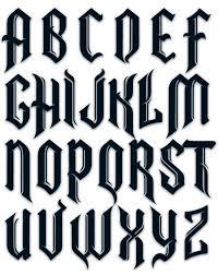 black letter font 13 best blackletter type images on pinterest lettering
