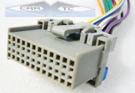 pontiac aztek 03 2003 factory car stereo wiring installation pontiac aztek 03 2003 factory car stereo wiring installation harness oem radio install wire