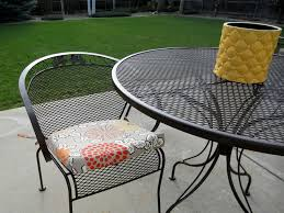 to refurbish wrought iron you only have to clean the surface either with a damp cloth or by spraying it down with water and letting it dry