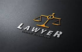 lawyer logo. legal lawyer law-firm justice logo - logos