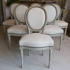 french dining chairs. SET OF SIX 19TH CENTURY FRENCH LOUIS XVI DINING CHAIRS French Dining Chairs