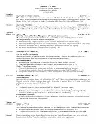 Resume Template For Mba Application Resumes Template Harvardss School Resume Sample Mba Application 19