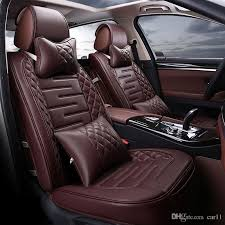 new pu leather auto universal car seat covers automotive seat covers for toyota honda volkswagen nissan car interior accessories car cushions car seat