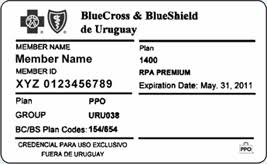 Providerone you file all claims through the providerone portal. Identifying Bluecard Members