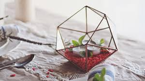 adorable gift idea for home decor lovers handmade geometric