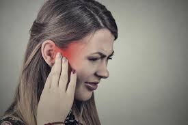 Ear infections in adult women