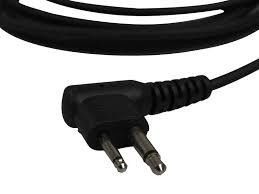 m pin extension cable cord for radio earpiece speaker mic 2m 2 pin extension cable for radio earpiece speaker mic motorola gp300 hyt tc600