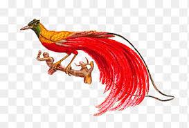 Burung cendrawasih memiliki suara melengking yang indah. Bird Of Paradise Burung Merah Muda Hewan Galliformes Png Pngegg