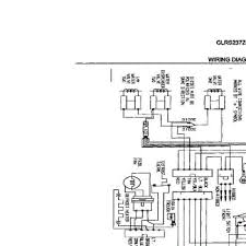 parts for frigidaire glrs237zcw0 wiring diagram parts frigidaire refrigerator