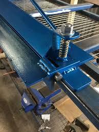 diy metal brake best of 139 best benders images on of diy metal brake best