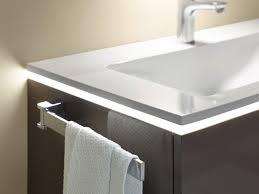 Eqio Waschtisch Mit Lichtleiste Bad Badezimmer Wa
