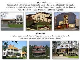 different types of houses types of house