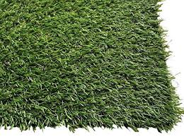pet zen garden synthetic grass rubber backed with drainage holes 1