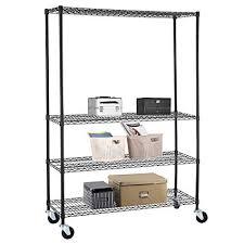 Wire kitchen rack Tier Image Unavailable Amazoncom Amazoncom Suncoo Wire Shelving Unit Storage Rack Metal Kitchen