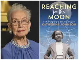 Hidden Figures' NASA mathematician Katherine Johnson to release  autobiography next year - Los Angeles Times