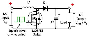 buck boost converter circuit theory working and applications acme buck boost transformer wiring diagram at Buck Transformer Diagram