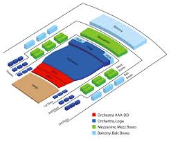 Penrose Event Center Seating Chart Welcome To The Pikes Peak Center Colorado Springs Tickets