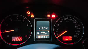 Epc And Engine Light Audi John Koshy Have You Ever Driven Through A Car Wash And