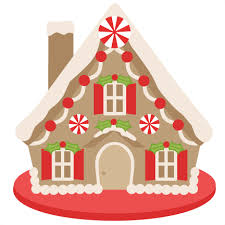 gingerbread house clipart background. Fine Clipart Gingerbread House Scrapbook Clip Art Christmas Cut Outs For Cricut Cute Svg  Files Free Svgs Cuts And Clipart Background R