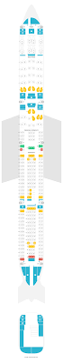 Airbus A340 Jet Seating Chart Mapa De Asientos Airbus A340 600 346 V1 Lufthansa