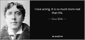 Acting Quotes Fascinating TOP 48 ACTORS AND ACTING QUOTES AZ Quotes