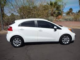 2015 Used Kia Rio 5dr Hatchback Automatic EX at Red Rock ...