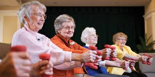 Ten retirement home activities to keep you active & healthy