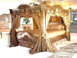 Charming Rooms To Go King Canopy Bed Bedroom Sets Home Improvement ...