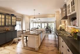 Cozy Kitchen Custom Kitchen Design In Newburyport Ma Cummings Architects