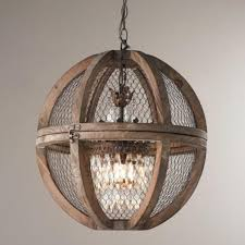 rope orb chandelier mesmerizing modern rustic chandeliers rustic wood chandelier round wood and iron chandelier with crytal light ideas