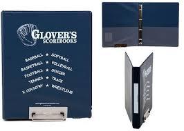 Baseball And Softball Scorebooks