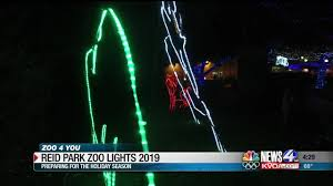 Zoo Lights Tucson Zoo 4 You Reid Park Zoo Lights Kvoa