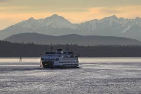 the washington state department of transportation is warning that ferries headed out of seattle on thursday