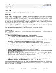 100 Executive Recruiter Resume Human Resources Cl Elegant 23 Cover