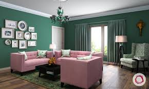 wall painting designs for living room in india paint or wallpaper which is better for indian walls decoration
