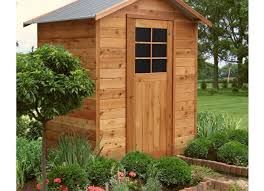 cedar shed richmond 6x4ft 1 9mx1 2m