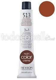 Revlon Nutri Color Cream 513 Deep Brown 100ml