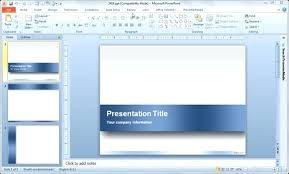 Design For Powerpoint 2007 Microsoft Powerpoint Templates 2007 Microsoft Office Powerpoint