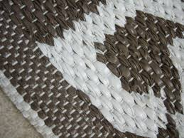 what is polypropylene rug made of