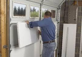 insulating a garage door4 Reasons Why Insulating Your Garage Door is a Good Idea