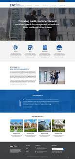 Website Design Boca Raton Fl Modern Professional Real Estate Web Design For Beaufort